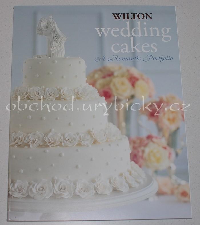 Wilton - Svatební dorty